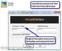 Direct Encrypting