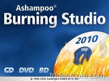 Ashampoo BS2010 splash