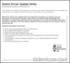 Intel Driver Update 2