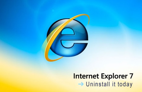 uninstall-ie7