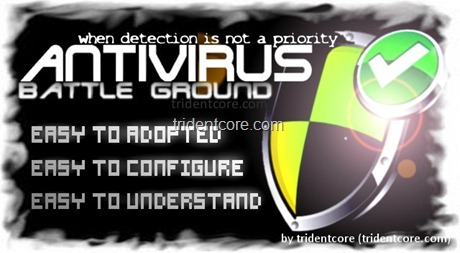 AntiVirus Battle Ground logo 3