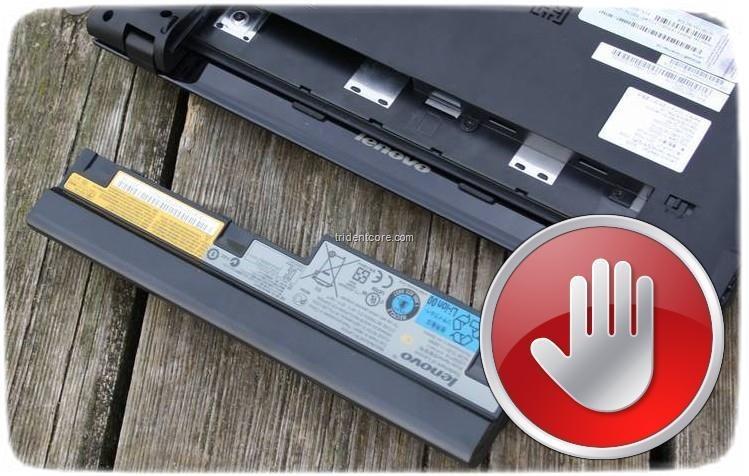 Baterai Notebook Mau Awet Tetap Di Pasang Atau Di Lepas
