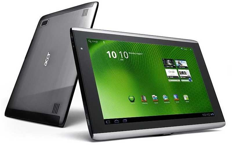 ACER ICONIA TAB A501 MTP DRIVER FOR PC